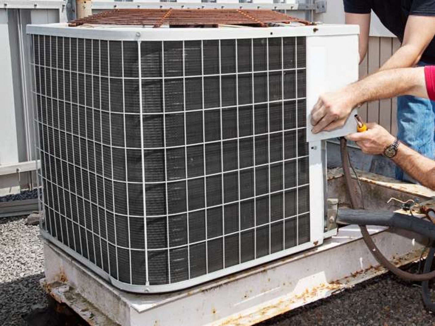 commercial ac installation searcy ar